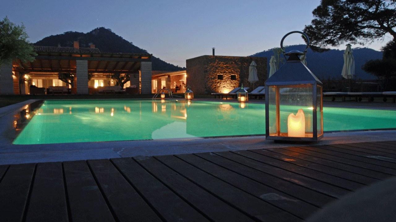 Can simoneta slide 1 mallorca golf holidays for Designer hotels mallorca